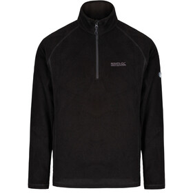 Regatta Montes Fleece Longsleeve Heren, black